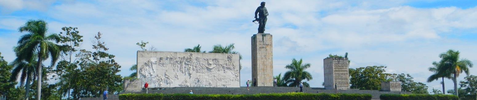 Ernesto Guevara Memorial Monument