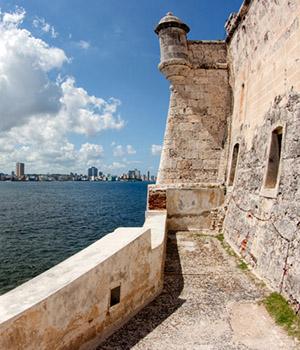 Morro-Cabana fortress
